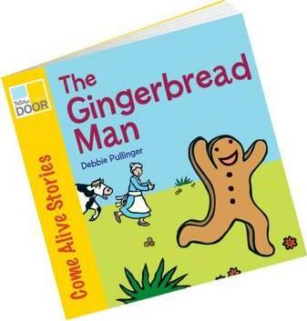The Gingerbread Man Big Book