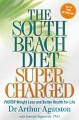 The South Beach Diet Supercharged Cover Image