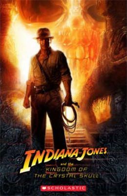 Indiana Jones and the Kingdom of the Crystal Skull Book + CD*OP*
