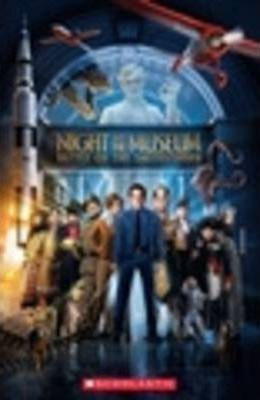 Night at the Museum 2: Battle of the Smithsonian - Book & CD
