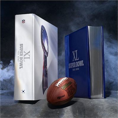 Super Bowl Xl Opus Limited Edition