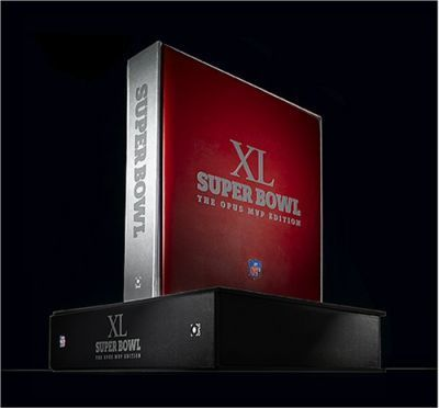 Super Bowl Xl Opus Mvp Edition