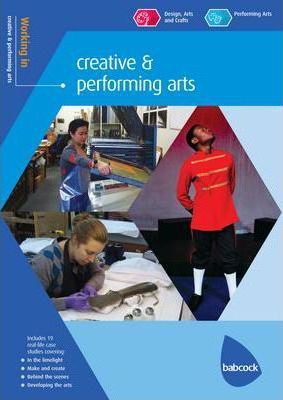 Working in Creative & Performing Arts