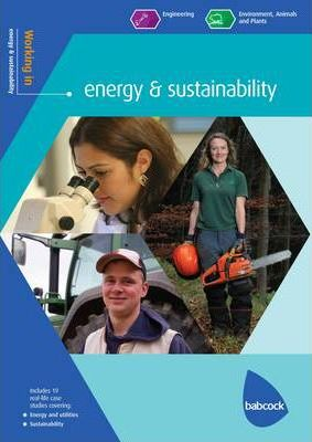 Working in Energy & Sustainability