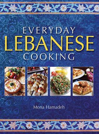 Everyday Lebanese Cooking Cover Image
