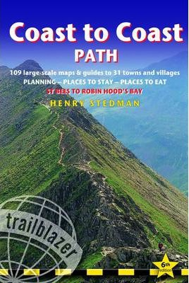 Coast to Coast Path Trailblazer British Walking Guide