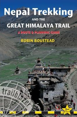 Nepal Trekking & the Great Himalaya Trail Cover Image
