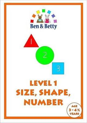 Level 1 Size, Shape, Number