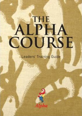 Alpha Course Leaders Training Guide