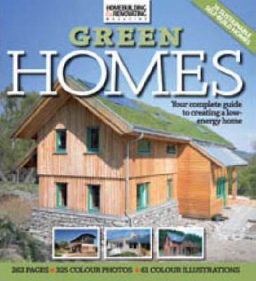 Homebuilding and Renovating Book of Green Homes