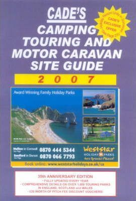 Cade's West Country Caravan and Camping Guide 2007