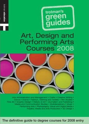 Art, Design and Performing Arts 2008