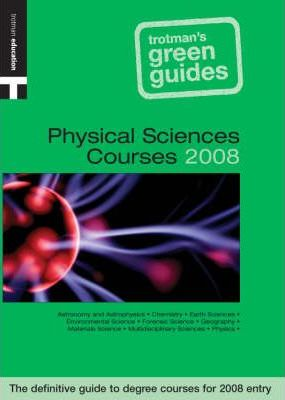 Physical Science Courses 2008