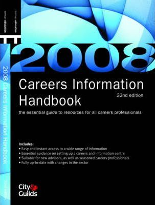 Careers Information Handbook 2008/2009