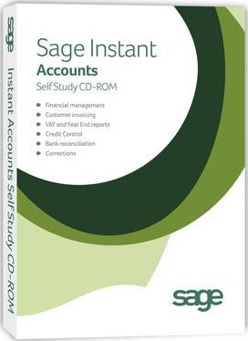 Sage Instant Accounts CD ROM