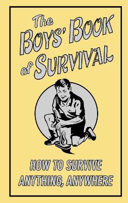 The Boys' Book of Survival Cover Image