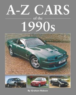 A-Z Cars of the 1990's