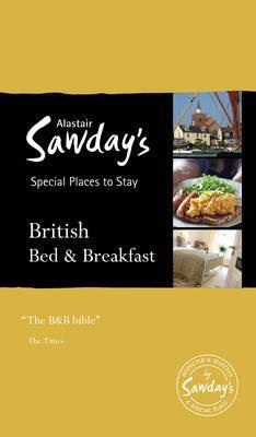 Special Places to Stay: British Bed & Breakfast Cover Image