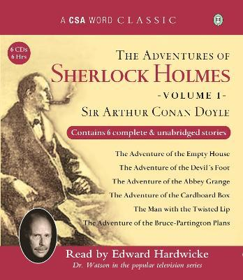 The Adventures of Sherlock Holmes: Volume 1