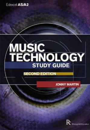 Edexcel AS/A2 Music Technology Study Guide Cover Image