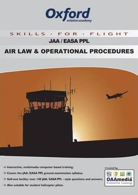 JAA PPL Air Law and Operational Procedures: v. 1
