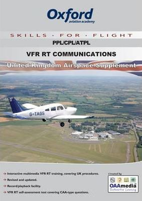 VFR RT Communications UK Airspace Supplement