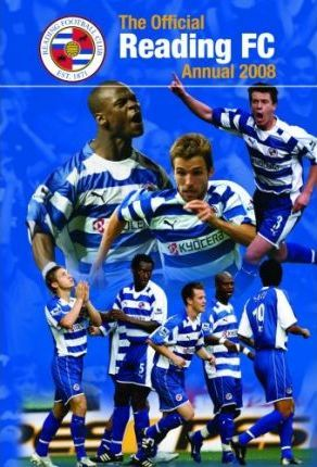 Official Reading FC Annual 2008 2008
