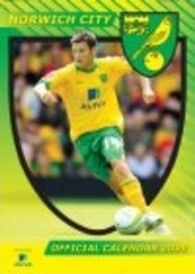 Official Norwich City Football Club Calendar 2009 2009