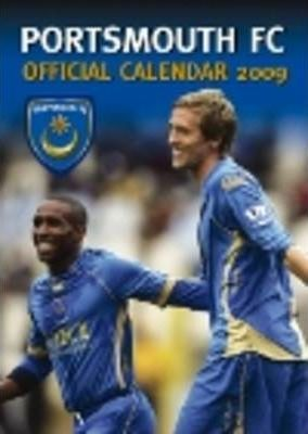 Official Portsmouth Football Club Calendar 2009 2009