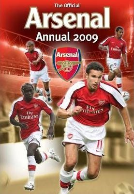 Official Arsenal FC Annual 2009