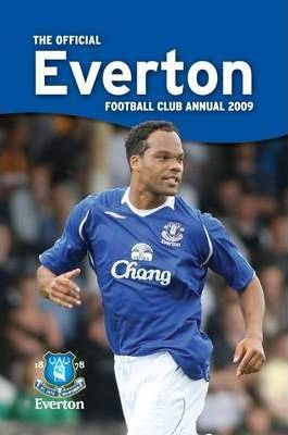 Official Everton FC Annual 2009