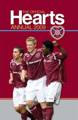 Official Hearts FC Annual 2009