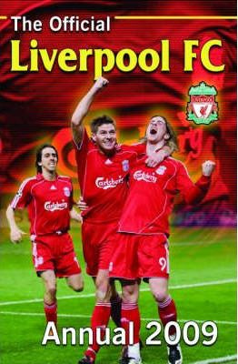 Official Liverpool FC Annual 2009