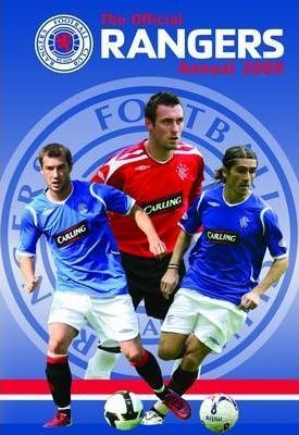 Official Rangers FC Annual 2009