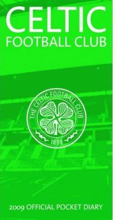 Official Celtic FC Slim Diary 2009 2009