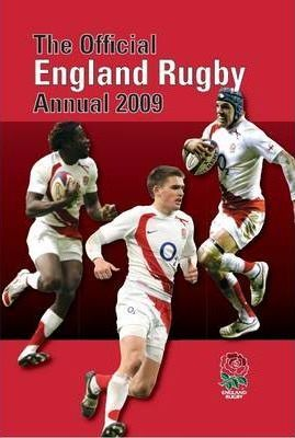 Official England Rugby Football Union Annual 2009 2009