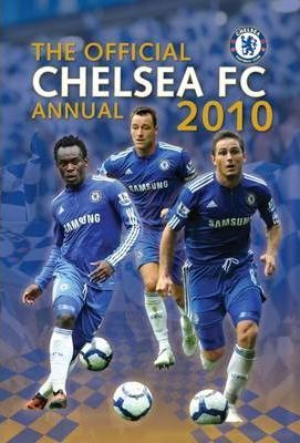Official Chelsea FC 2010 Annual