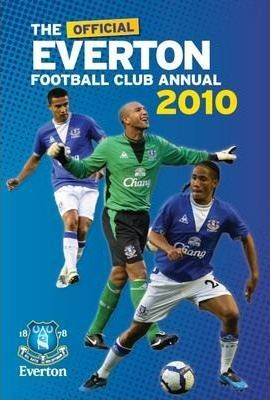 Official Everton FC Annual 2010 2010