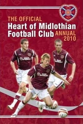 Official Hearts FC Annual 2010 2010