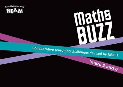 Maths Buzz Years 1 and 2 - Collaborative Reasoning Challenges