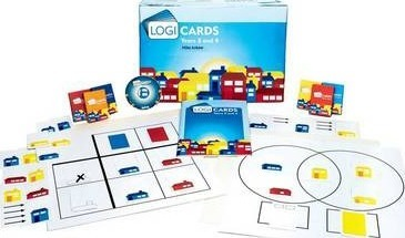 Logicards Animals Years 1-2