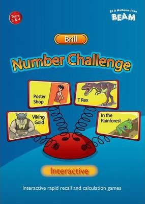 Number Challenge Interactive: Brill