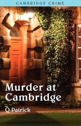 Murder at Cambridge Cover Image