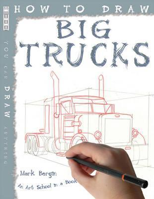 How To Draw Big Trucks Cover Image