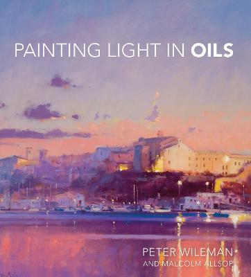Painting Light in Oils Cover Image