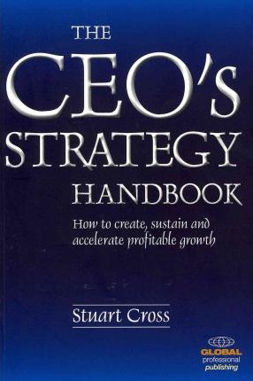 The CEO's Strategy Handbook Cover Image