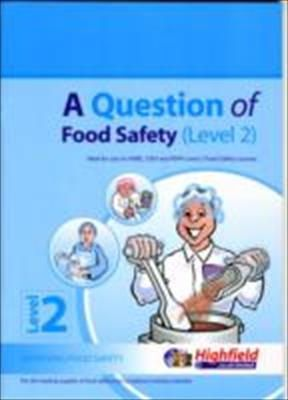 QUESTION OF FOOD SAFETY 28TH EDITION