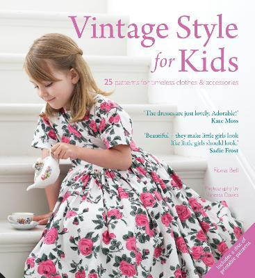 Vintage Style for Kids Cover Image