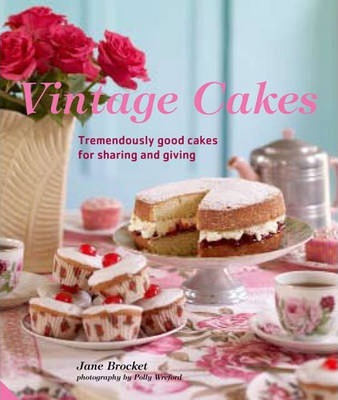 Vintage Cakes Cover Image