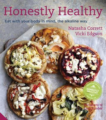 Honestly Healthy Cover Image